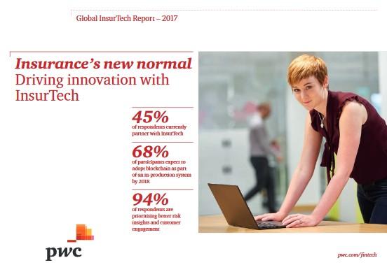 PwC: Global InsurTech Report – 2017 - InsuranceAsia News