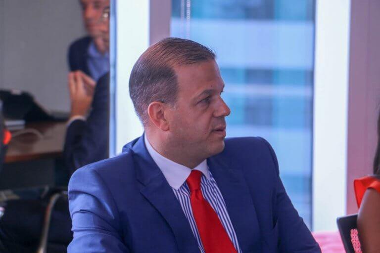 Erik Gyllenhammer, Aon Hewitt