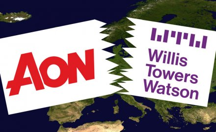 Aon to pay Willis Towers Watson US$1bn as merger called off