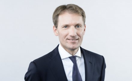 Jean-Jacques Henchoz is chief executive of Hannover Re