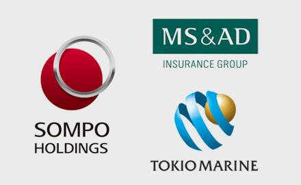 Japan's P&C Sompo MS&AD Tokio Marine