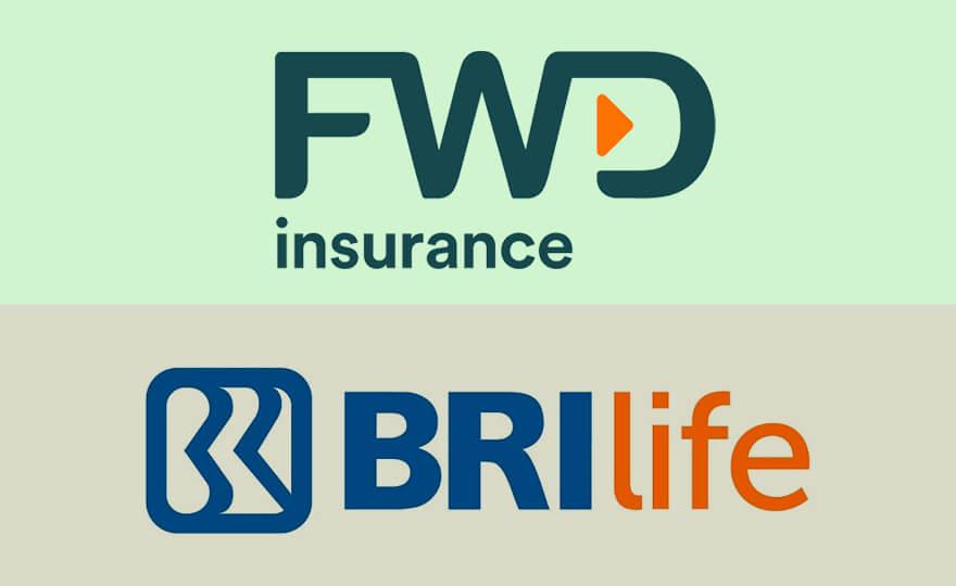 FWD BRI Life logos