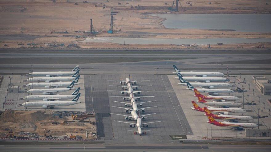 Asia's aviation market