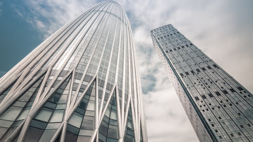Shenzhen skyscraper